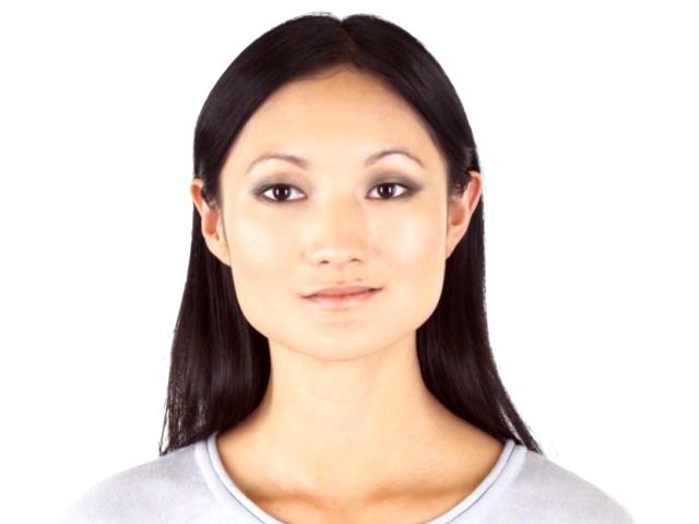 Female model 3